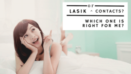 LASIK or Contacts Banner